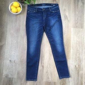 Lucky Brand 'Lolita' Skinny Jeans sz 12